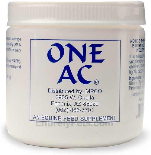 ONE-AC-HORSE-SUPPLEMENT