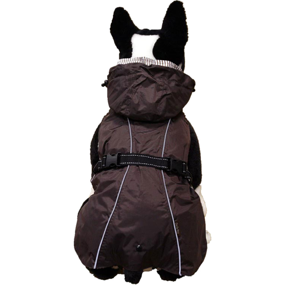 ONE4PETS-ALL-WEATHER-DOG-COAT-BROWN-14