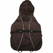 One For Pets All-Weather Dog Coat - Brown 24""