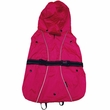 """One For Pets All-Weather Dog Coat - Pink 14"""""""