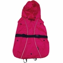 """One For Pets All-Weather Dog Coat - Pink 20"""""""