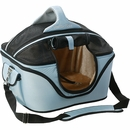 One for Pets Deluxe Cozy Pet Carrier - Blue (Large)