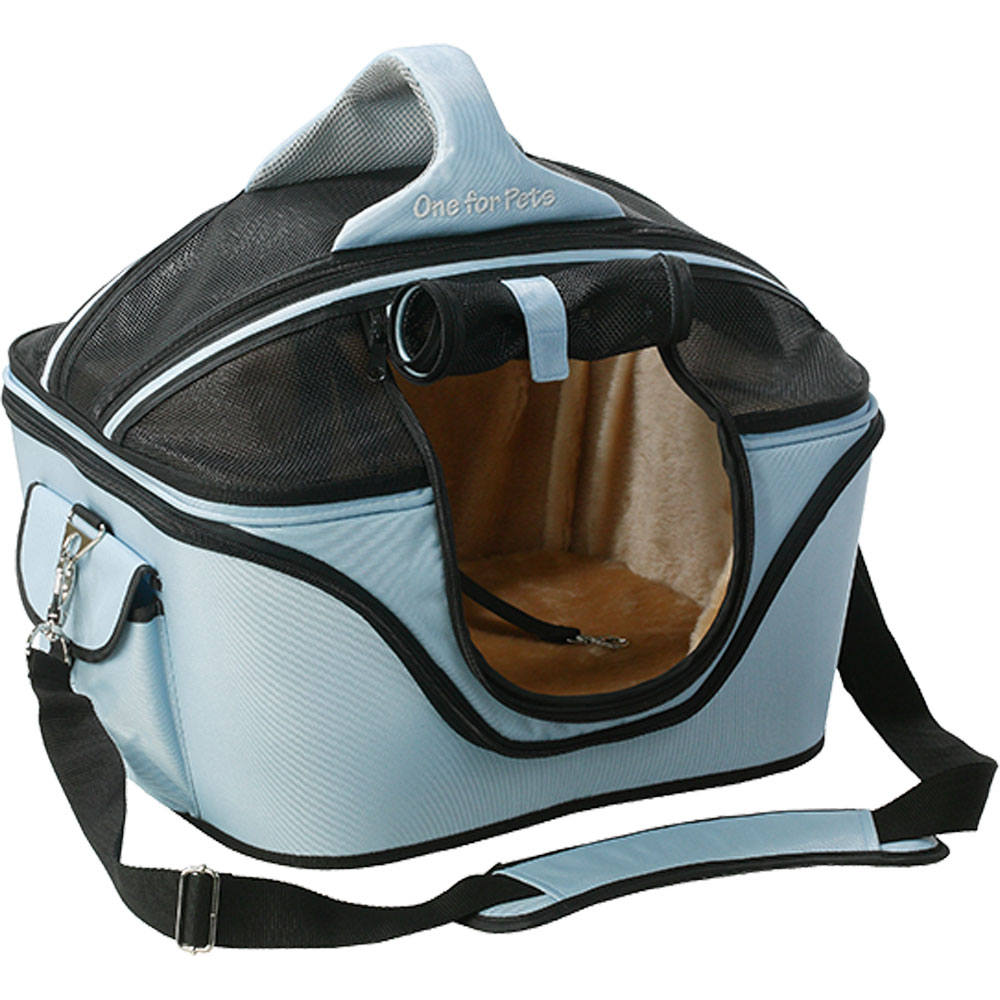 ONE4PETS-DELUXE-PET-CARRIER-BLUE-SMALL