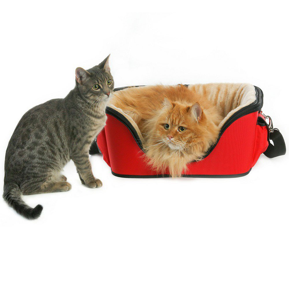 ONE4PETS-DELUXE-PET-CARRIER-BROWN-LARGE