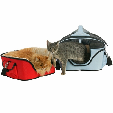 ONE4PETS-DELUXE-PET-CARRIER-BROWN-SMALL