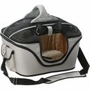 One for Pets Deluxe Cozy Pet Carrier - Tan (Small)