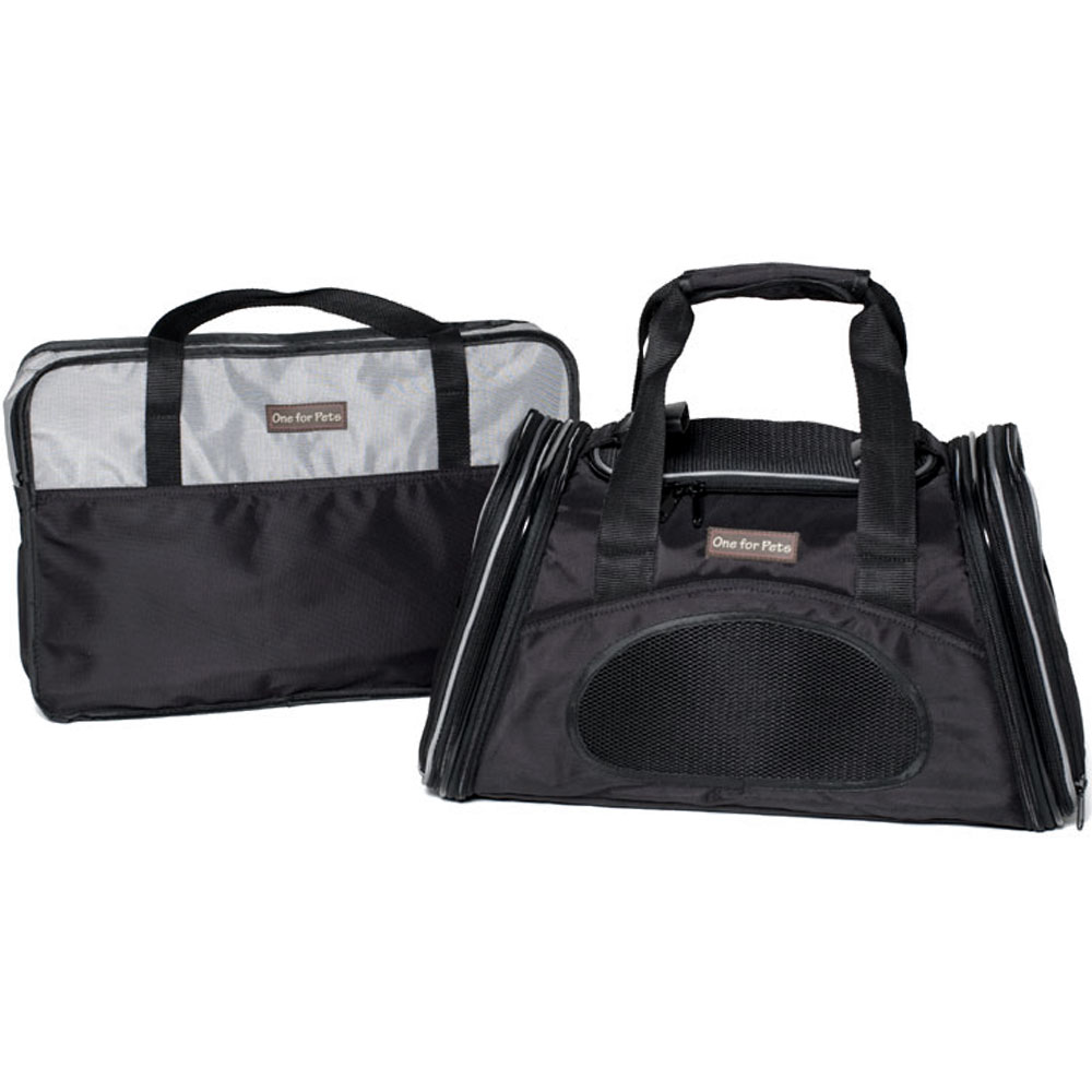 One for Pets One Bag Expandable Pet Carrier