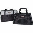One for Pets One Bag Expandable Pet Carrier - Black (Small)