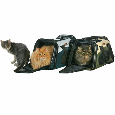 ONE4PETS-EXPANDABLE-PET-CARRIER-NAVY-SMALL