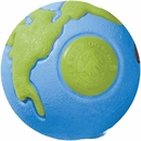 Planet Dog Orbee Tuff Ball Blue/Green - Large