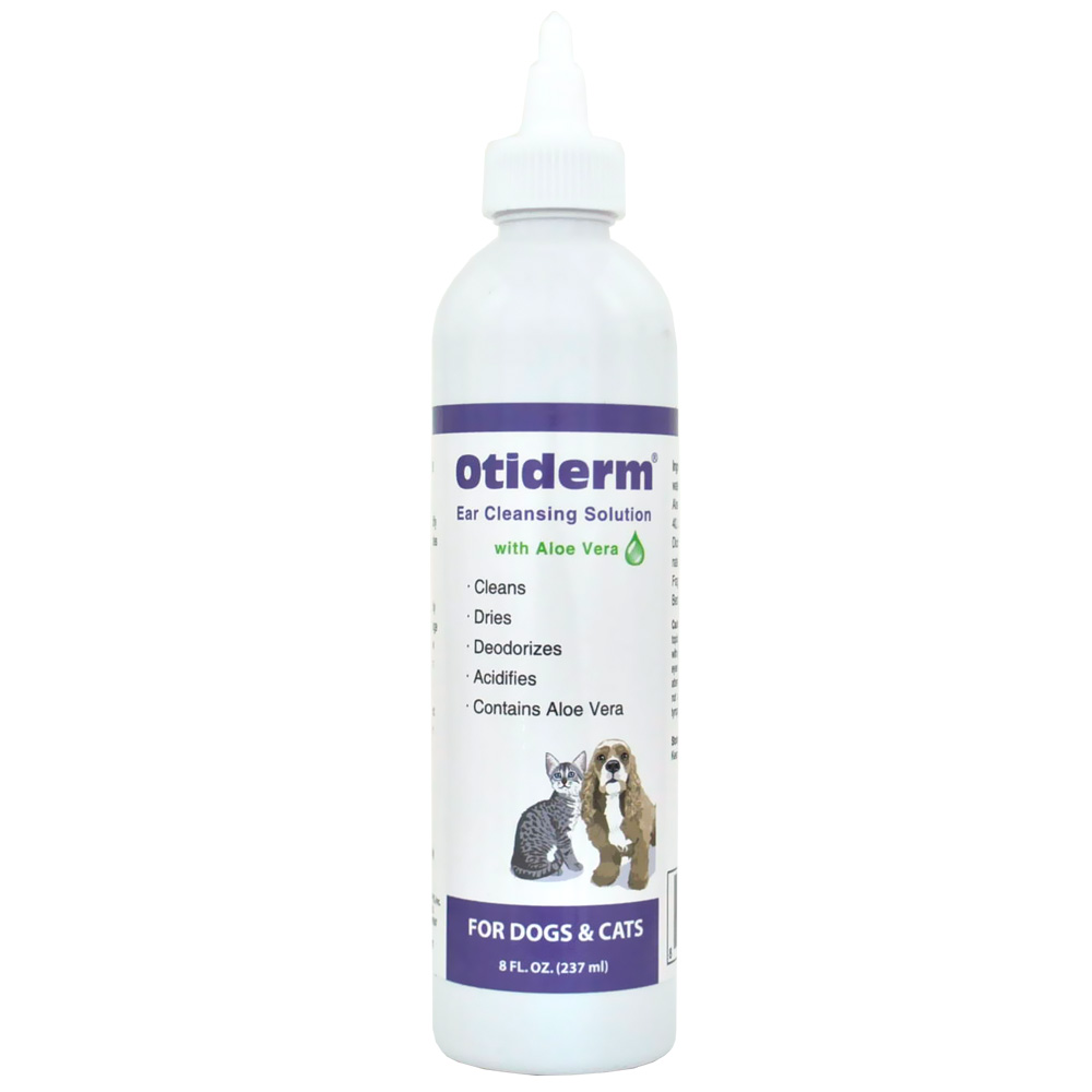Otiderm Ear Cleanser for Dogs & Cats (8 fl oz) im test