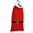 Otis & Claude Fetching Fashion Holiday Santa Sweater - Medium