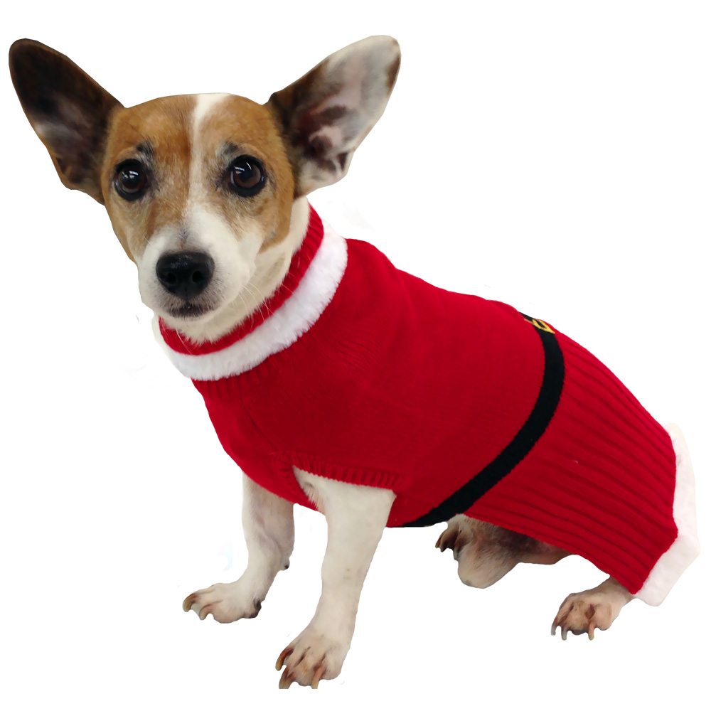 OTIS-CLAUDE-FETCHING-FASHION-HOLIDAY-SANTA-SWEATER-SMALL