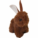 OurPets Play-N-Squeak Backyard Friend Cat Toy - Bunny