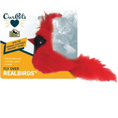 OURPETS-REALBIRDS-FLY-OVER