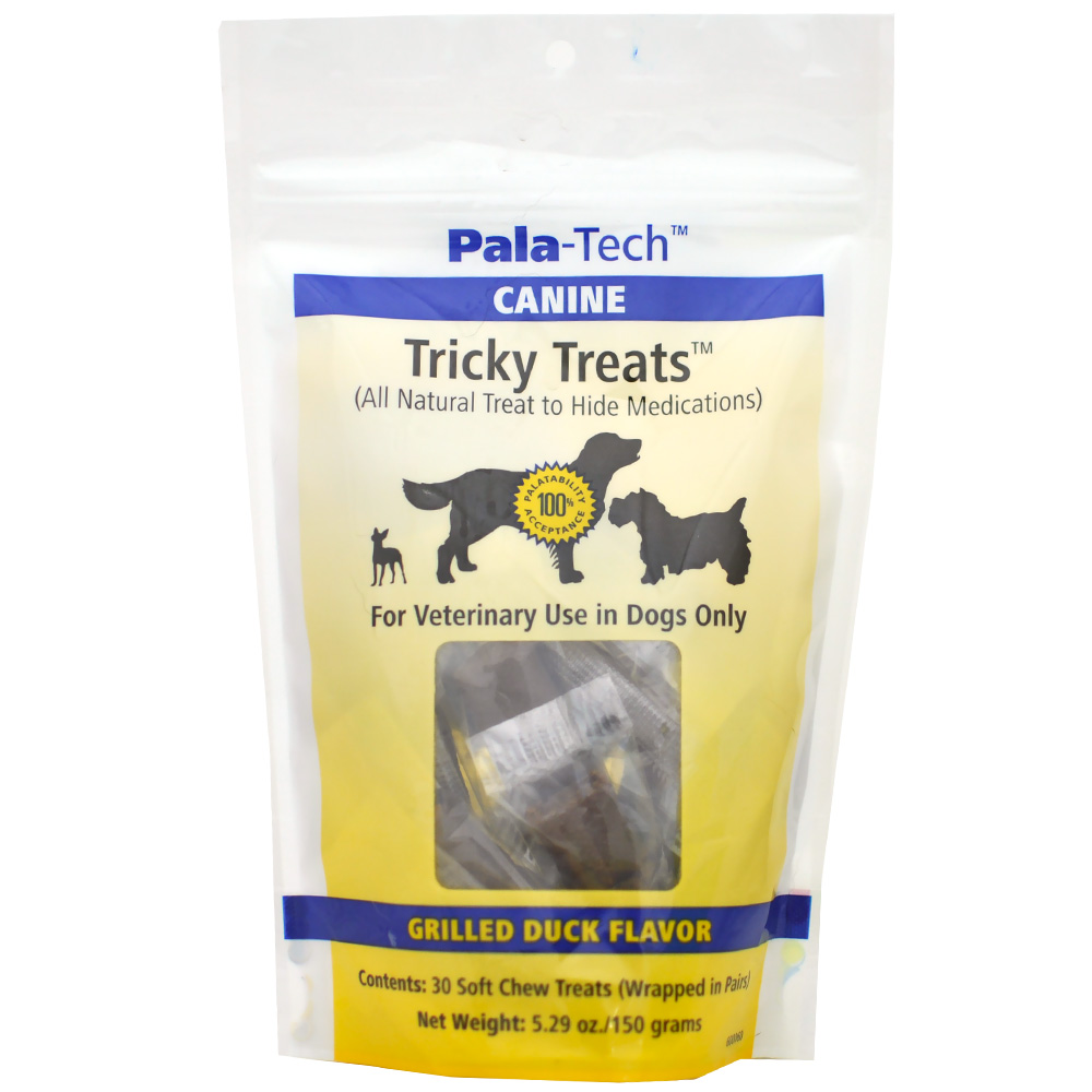 PALA-TECH-CANINE-TRICKY-TREATS-GRILLED-DUCK