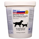 Pala-Tech Potassium Citrate Plus Cranberry Granules (300 grams)