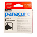 Panacur C Canine Dewormer (3 x 4-gram packets treats 40 lbs.)