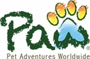Paw Pet Adventures Worldwide