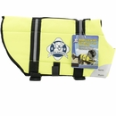 Paws Aboard Pet Life Jacket - Safety Neon Yellow (XXSmall)