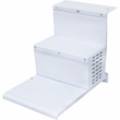 Paws Aboard PoolPup Steps - White