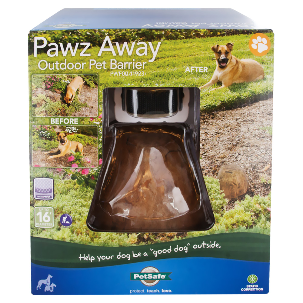 Pawz Away Outdoor Pet Barrier - For Dogs - from EntirelyPets