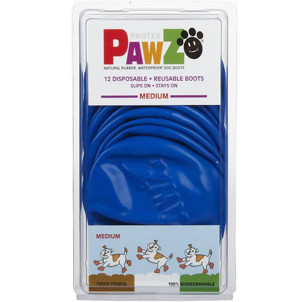Pawz Dog Boots (Medium) - Assorted im test