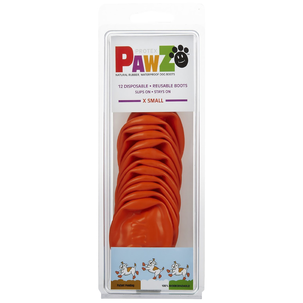 Pawz Dog Boots (X-Small) im test
