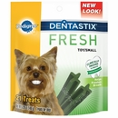 Pedigree Dentastix Fresh - Toy/Small (21 Treats)