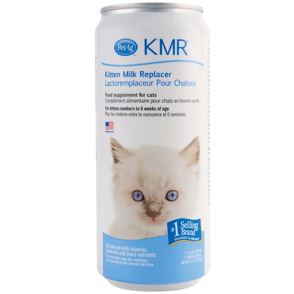 KMR Liquid Milk Replacer for Kittens (11 oz) im test
