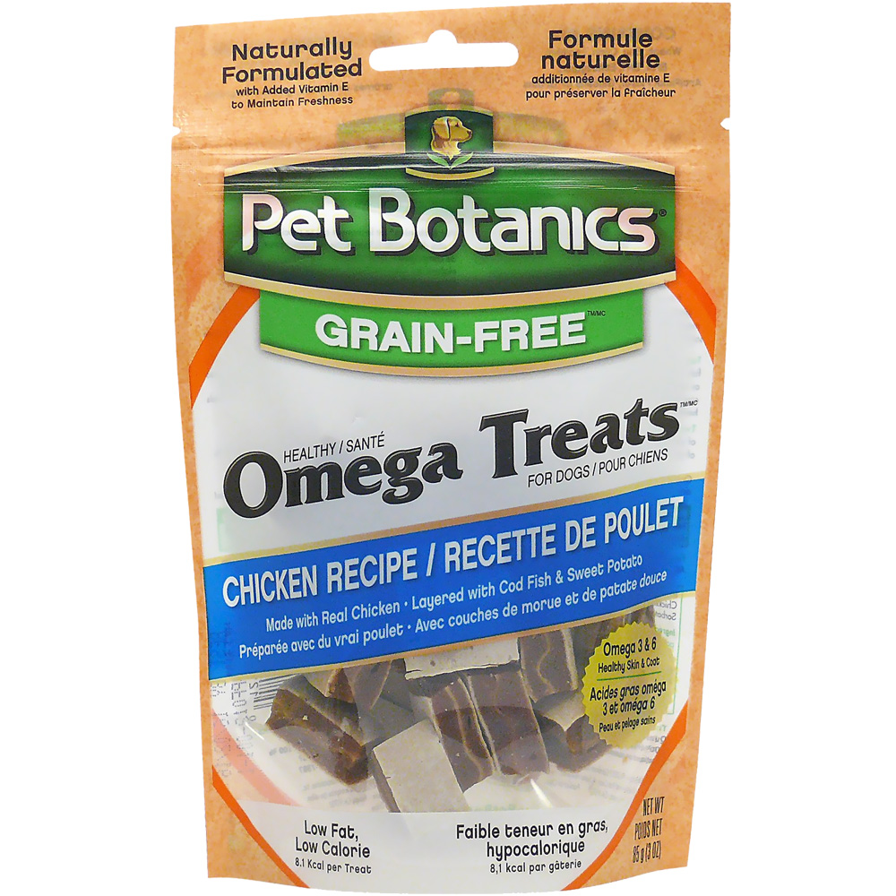 Pet Botanics Healthy Omega Treats - Chicken (3 oz) im test