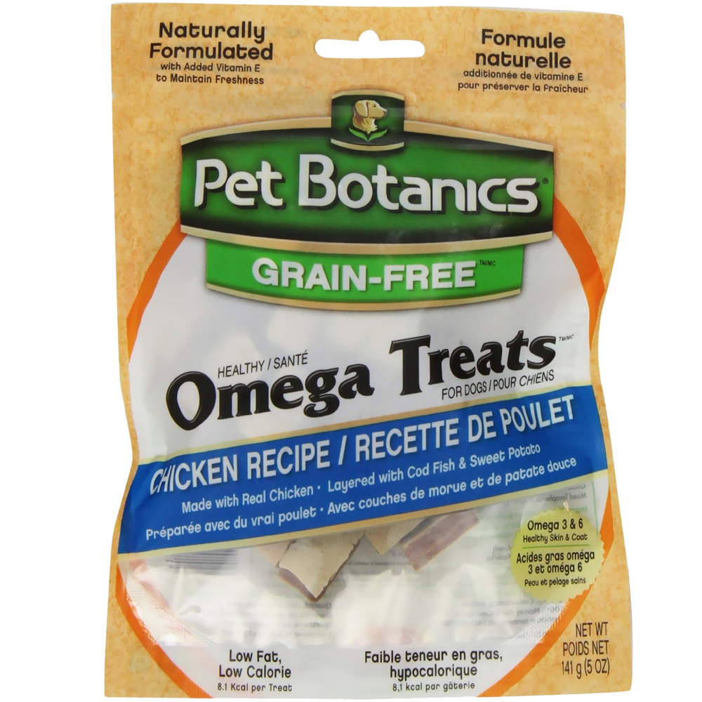 Pet Botanics Healthy Omega Treats - Chicken (5 oz) im test
