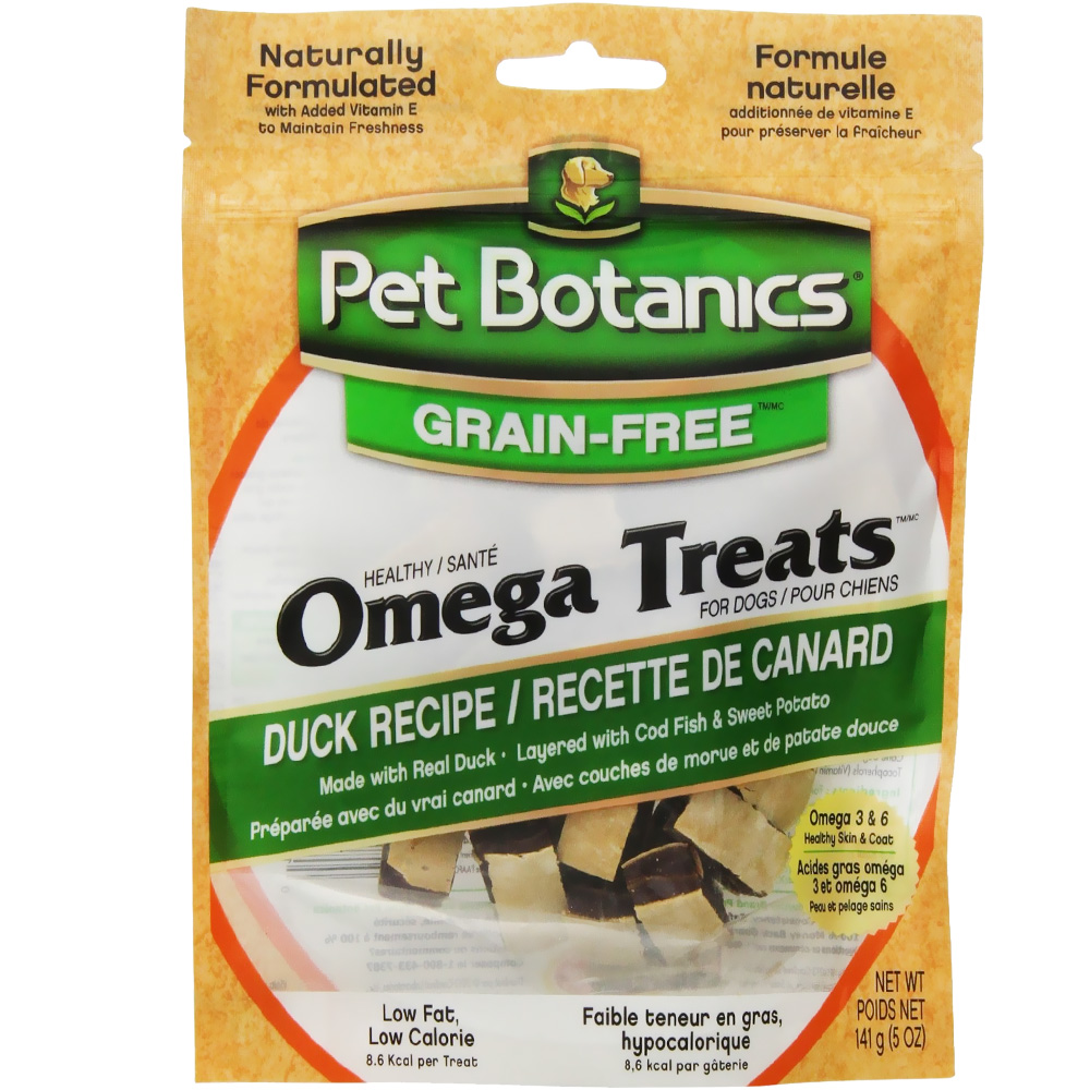 Pet Botanics Healthy Omega Treats - Duck (5 oz) im test