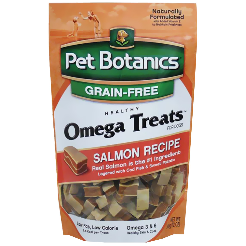 Pet Botanics Healthy Omega Treats Salmon (12 oz) im test