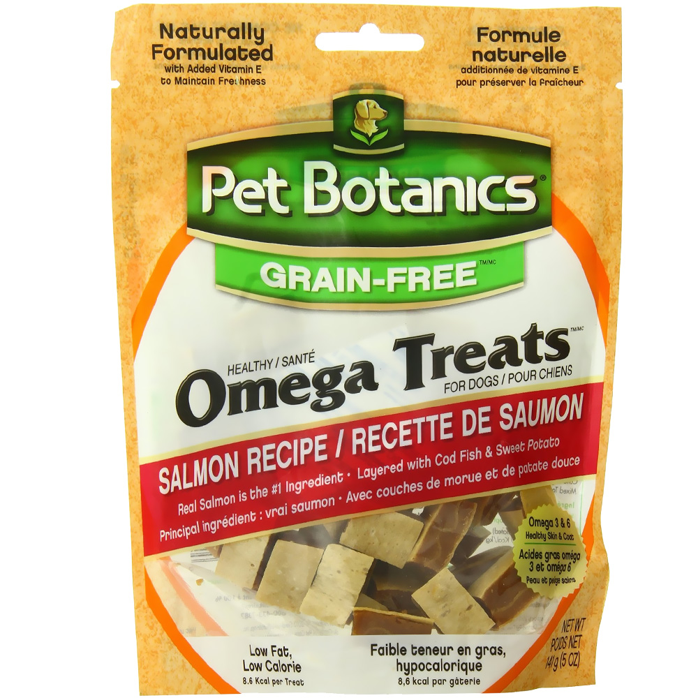 Pet Botanics Healthy Omega Treats - Salmon (5 oz) im test