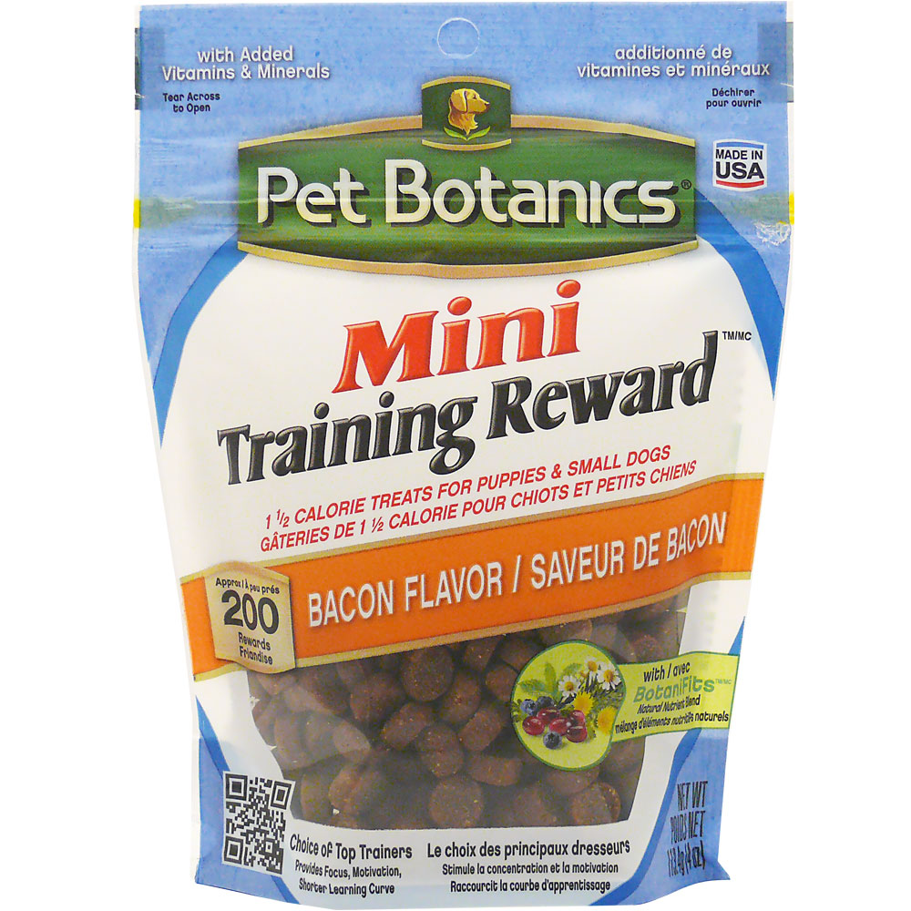 Pet Botanics Mini Training Reward - Bacon (4 oz) im test