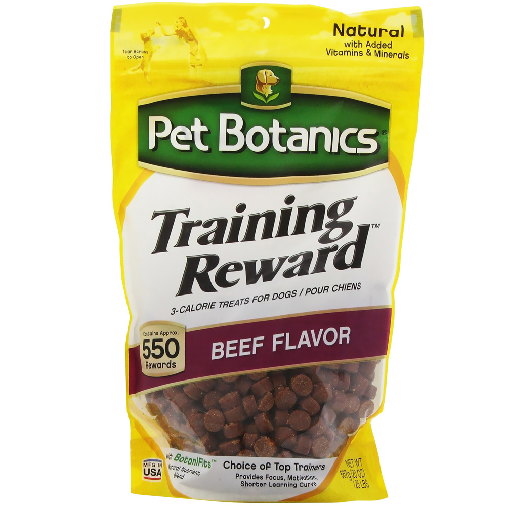 Pet Botanics Training Rewards Beef (20 oz) im test