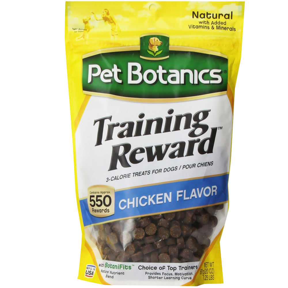 Pet Botanics Training Rewards Chicken (20 oz) im test