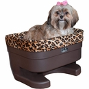"Pet Gear 22"" Bucket Seat Booster With Jaguar Insert"