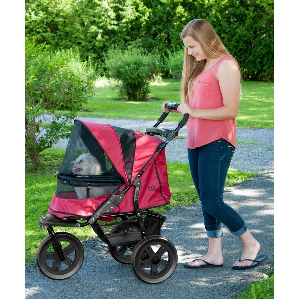 PET-GEAR-AT3-STROLLER-RED