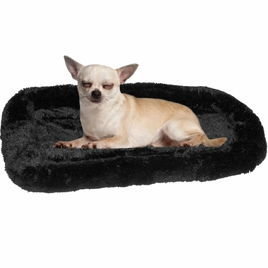 PET-GEAR-BOLSTER-PAD-HAPPY-TRAILS-LITE-STROLLER-BLACK