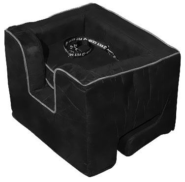 Pet Gear Booster Car Seat - Large Black - For Dogs - from EntirelyPets