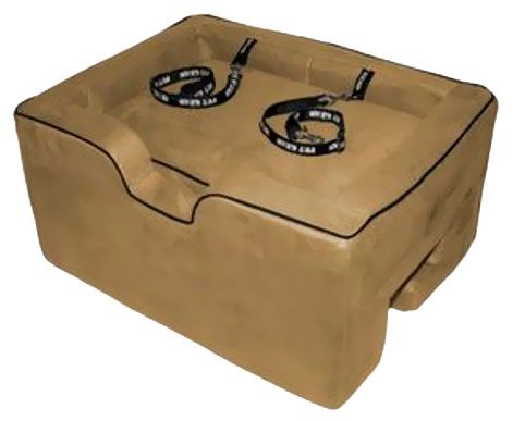 Pet Gear Booster Car Seat - Large Tan - For Dogs - from EntirelyPets