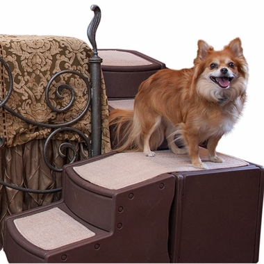 PET-GEAR-EASY-STEP-BED-STAIR-CHOCOLATE