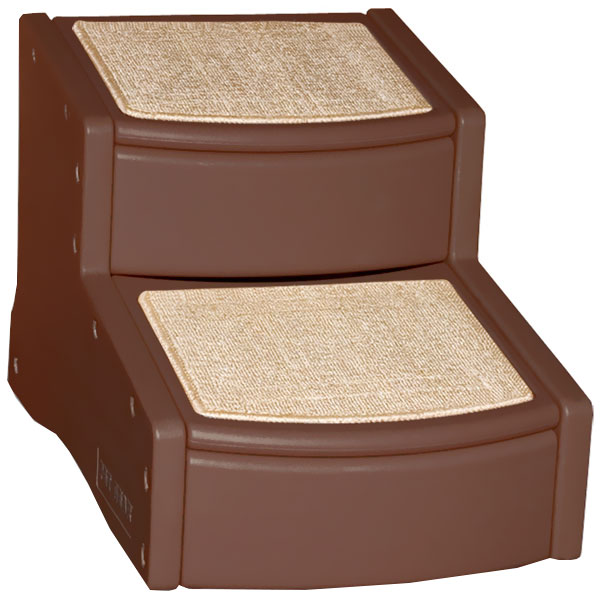 PET-GEAR-EASY-STEP-II-CHOCOLATE