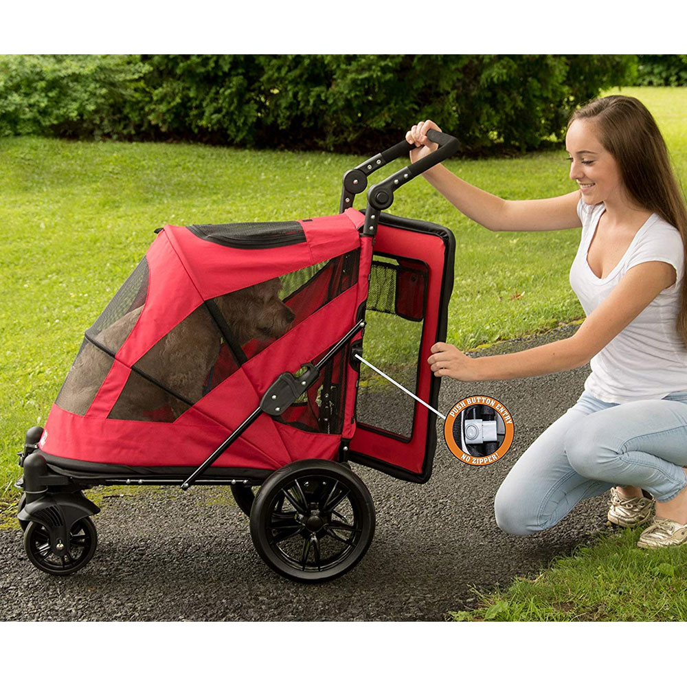 PET-GEAR-EXCURSION-STROLLER-RED