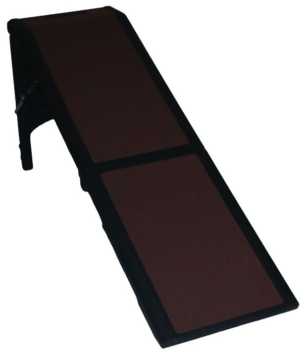PET-GEAR-EXTRA-LARGE-FREE-STING-RAMP-BLACK-CHOCOLATE