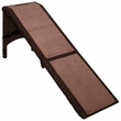 Pet Gear Free Standing Supertrax Pet Ramp up to 200 lbs - Chocolate