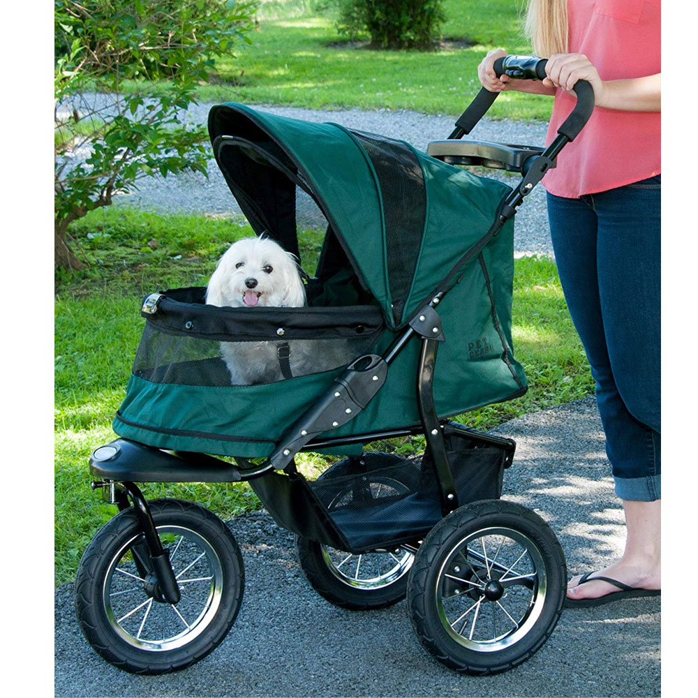 PET-GEAR-JOGGER-STROLLER-GREEN