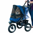 Pet Gear Jogger No-Zip Stroller - Midnight River